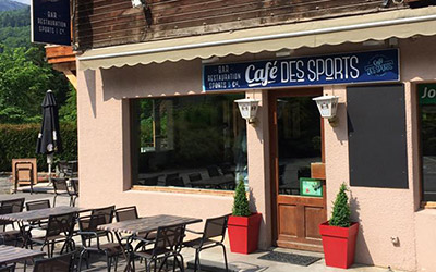 café des sports saint gervais